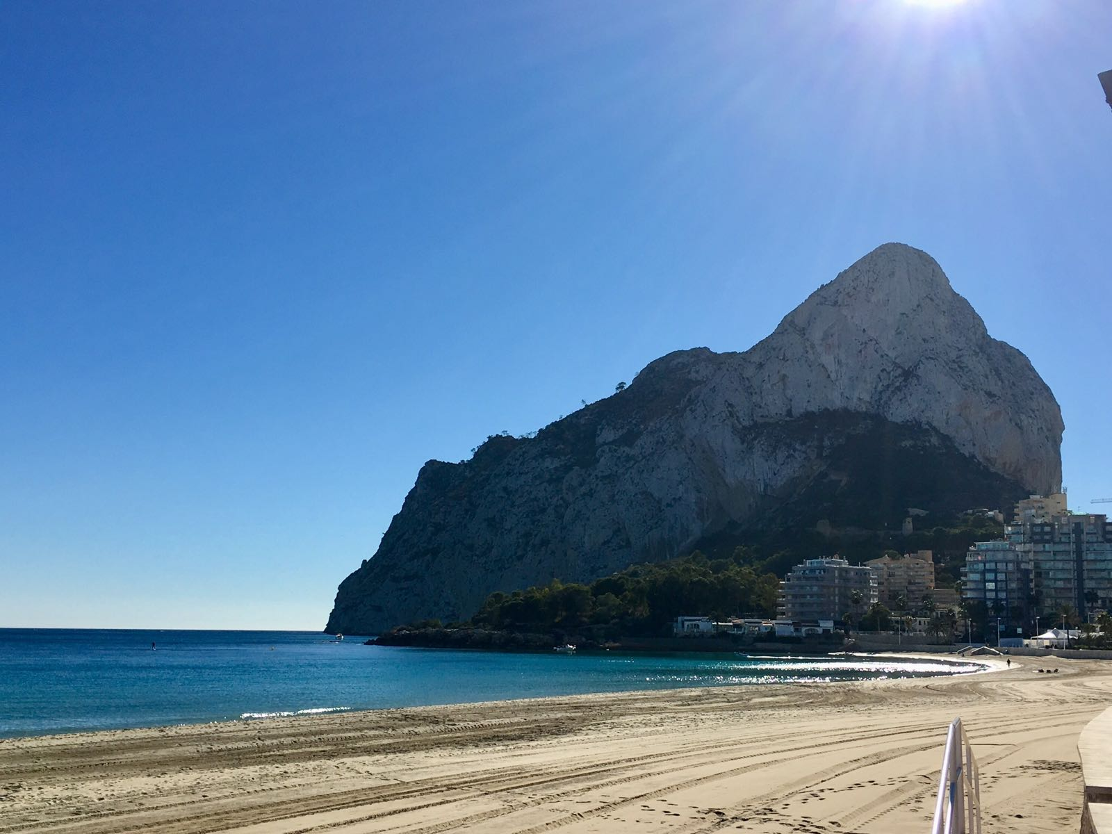 Photo from Calpe - FREE Blanket Trip