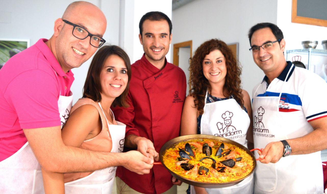 Traditional Spanish Cooking Workshop-Activities