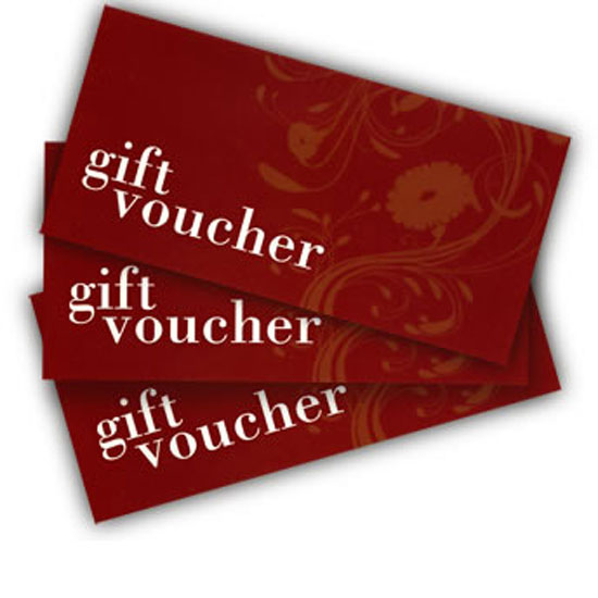 Photo from Gift Vouchers