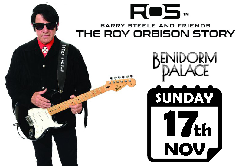 The Roy Orbison Story-Events