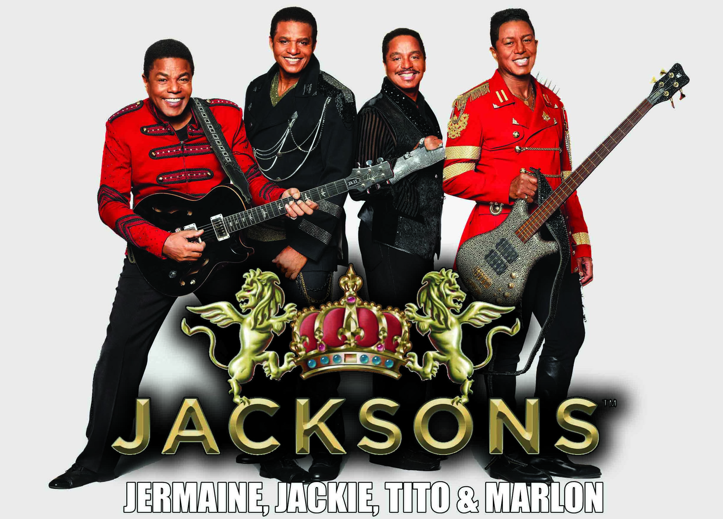The Jacksons in Torrevieja-Events