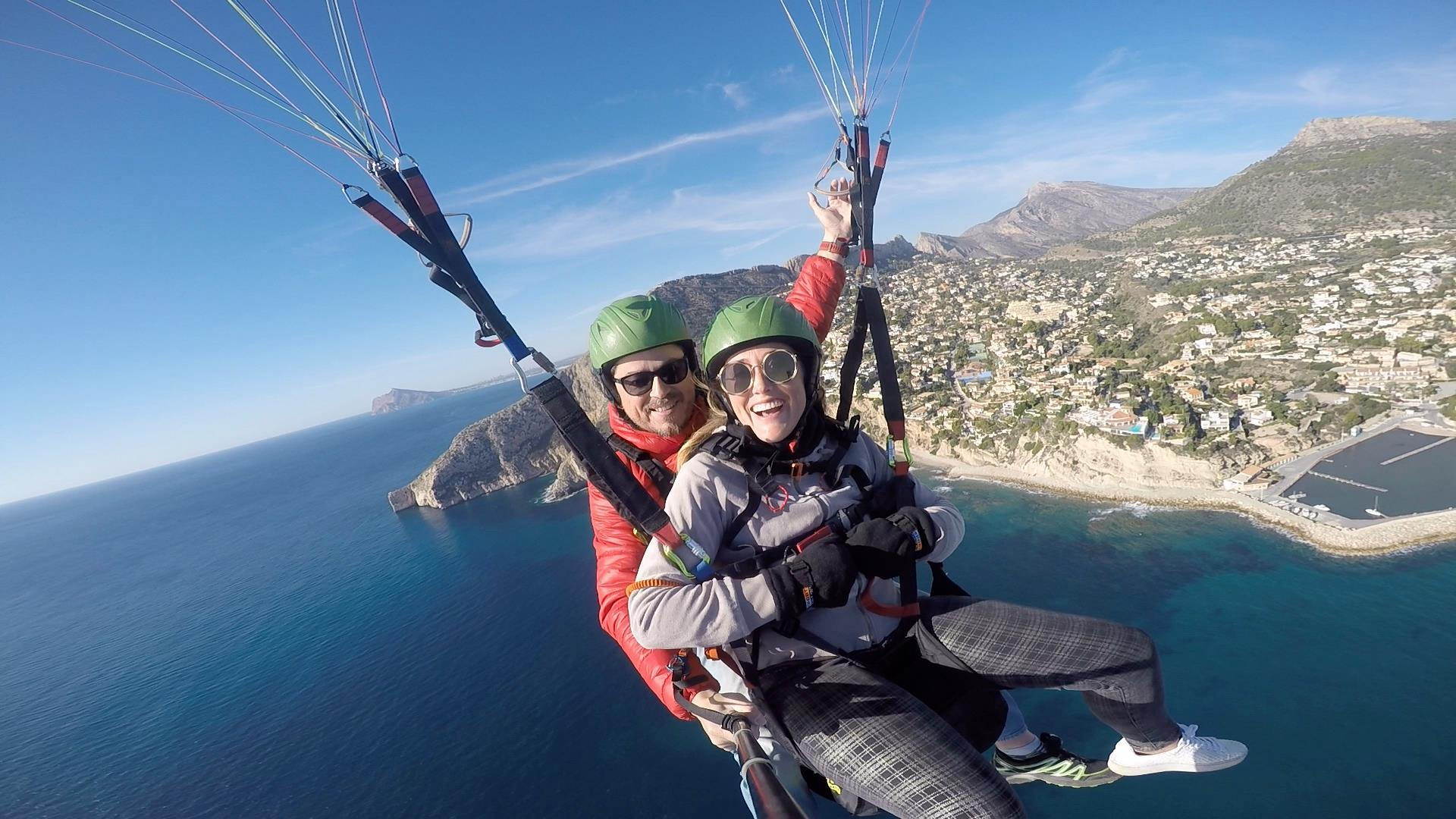 Tandem Paraglide-Activities