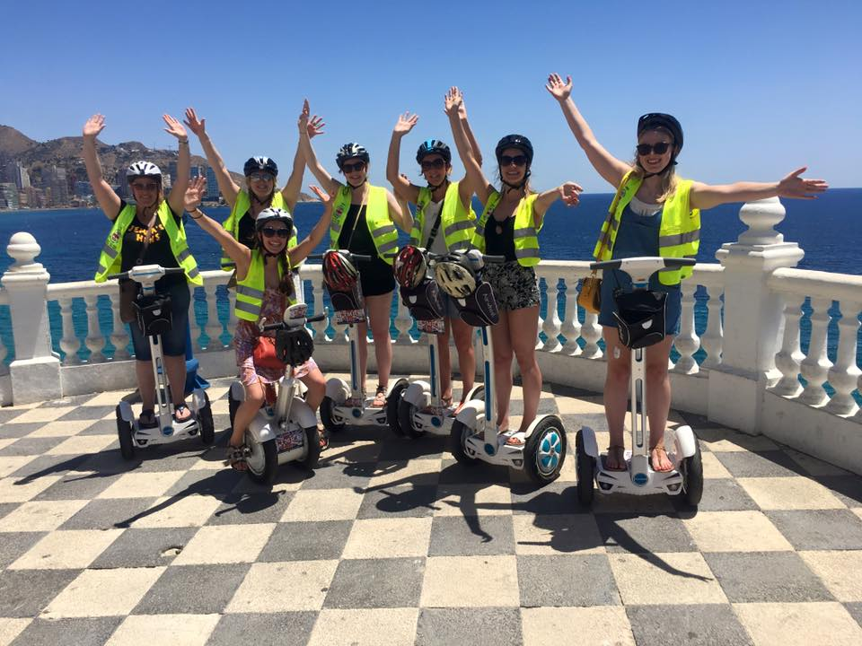 Benidorm Segway Tour-Activities