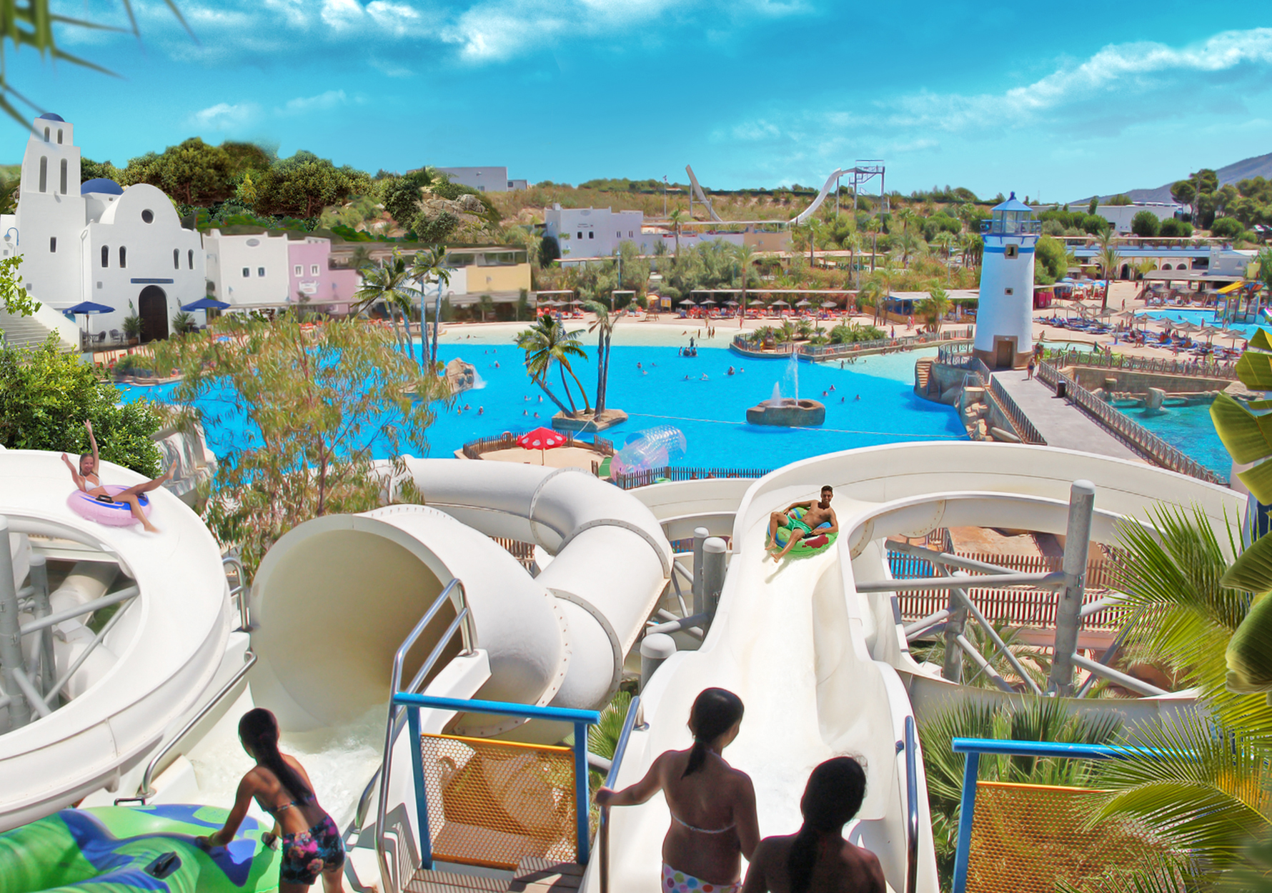Terra & Aqua Natura +Transport +Lunch-Park Tickets