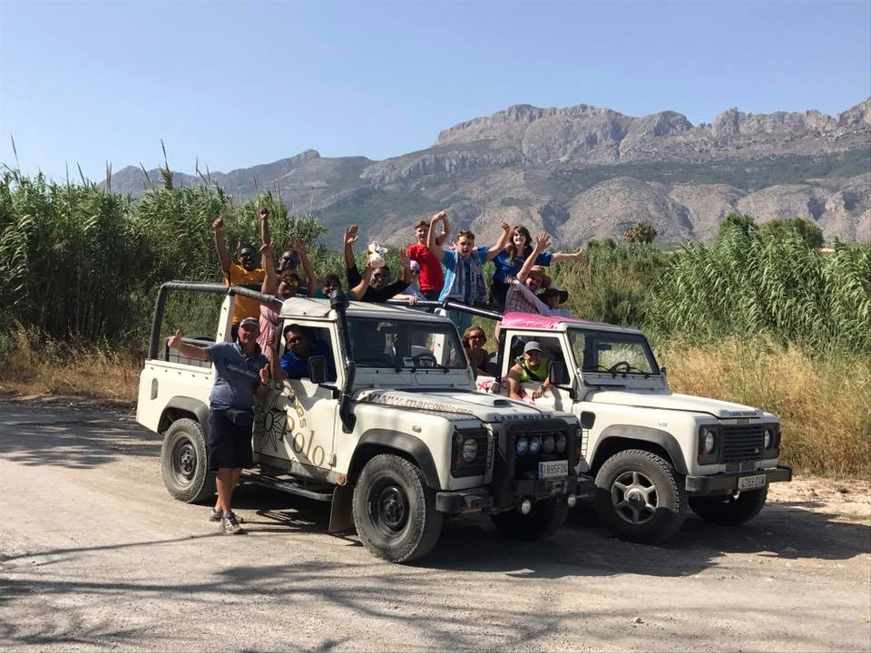Jeep Safari Half Day-Activities