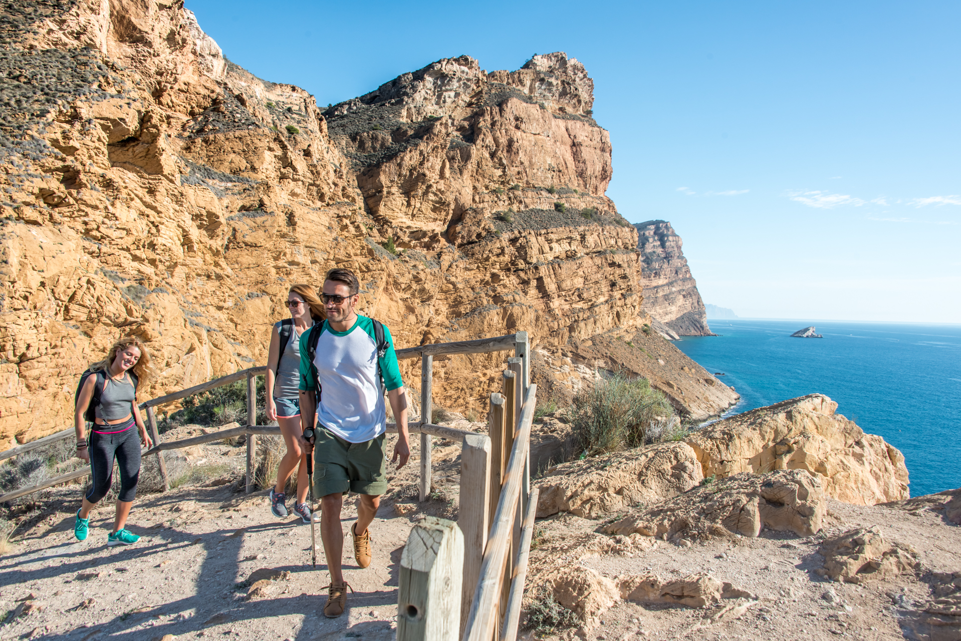 Benidorm Cliff Hike-Activities