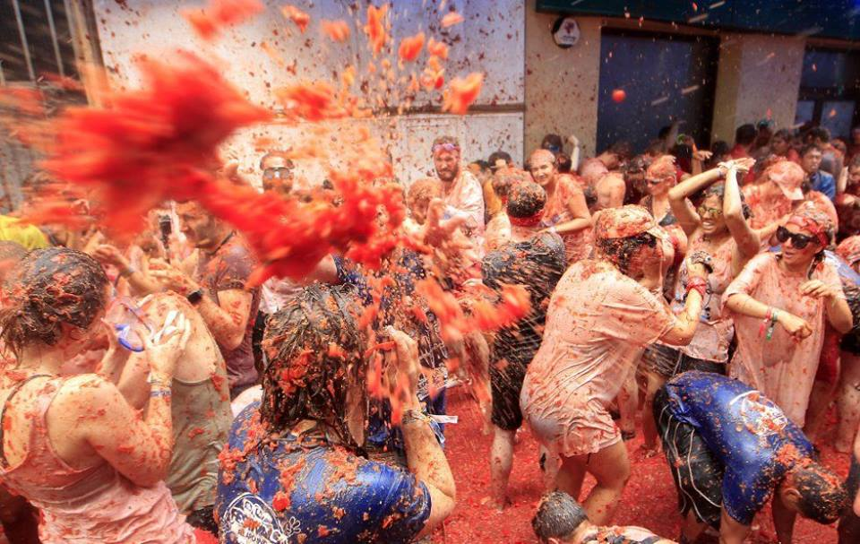 Tomatina-Events