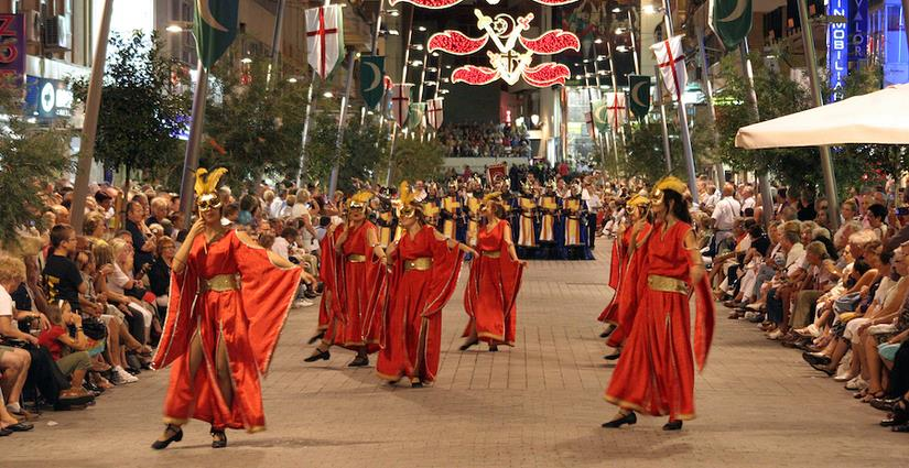Moors & Christians Benidorm-Events