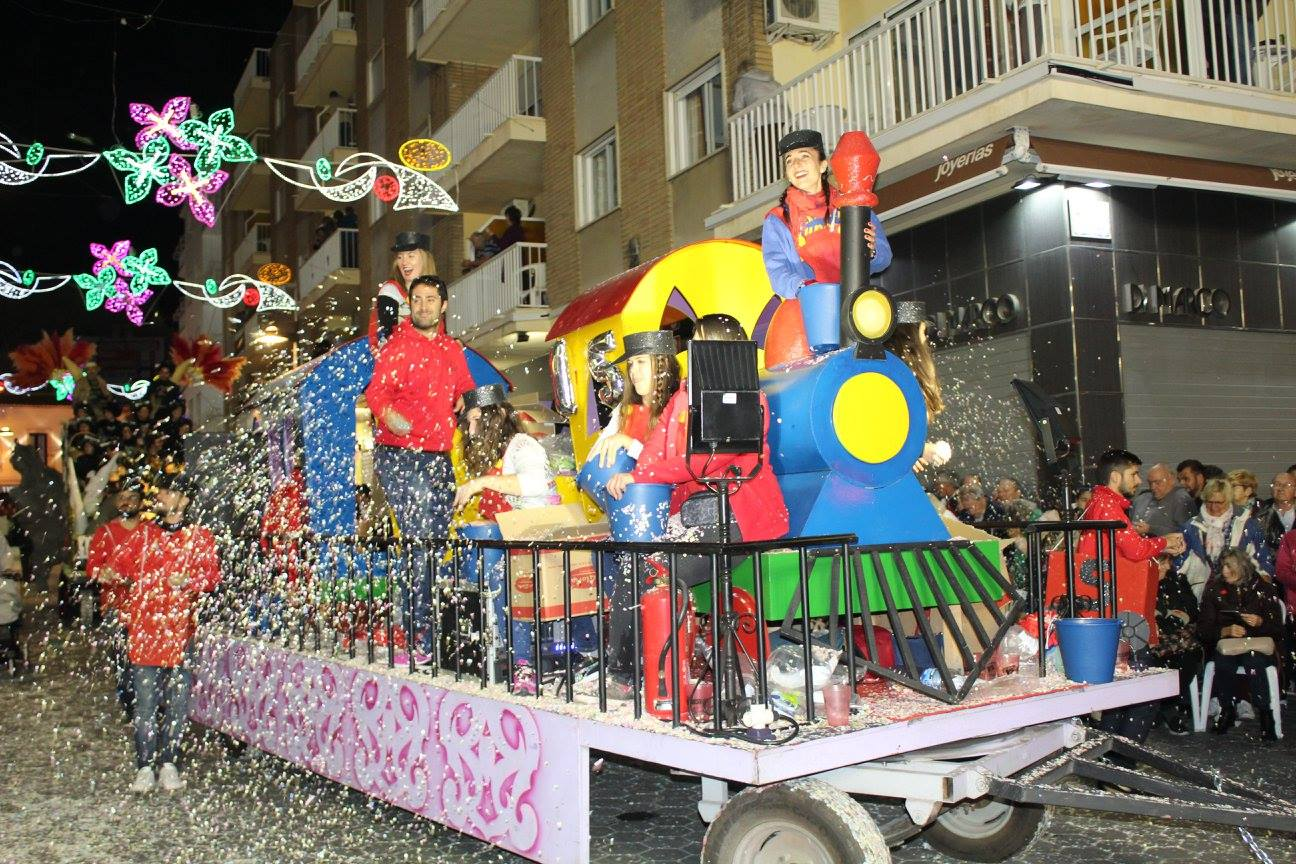 Photo from Benidorm November Fiestas