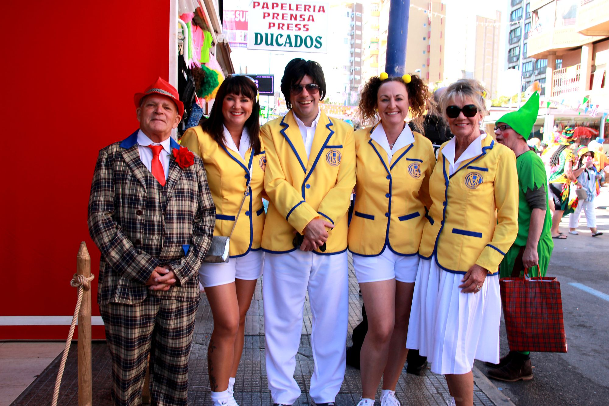 Benidorm Fancy Dress-Events