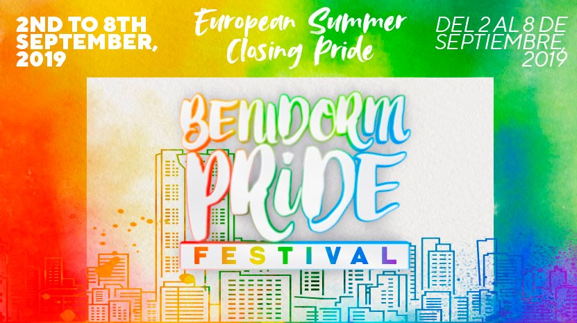 Benidorm Pride 2019-Events