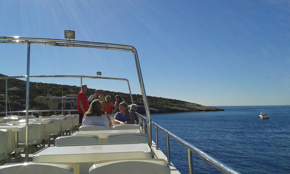 Benidorm Island Boat Trip-Activities