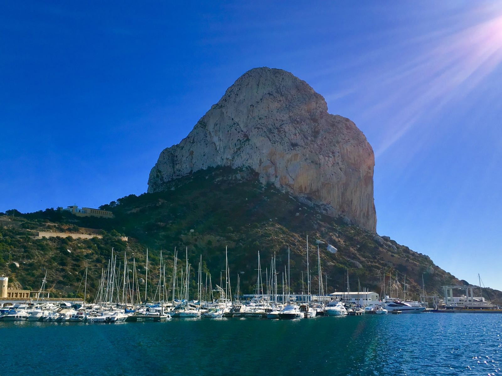 Calpe Mini-Cruise-Activities