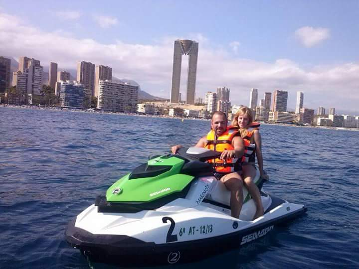 Jet Ski Excursions-Activities