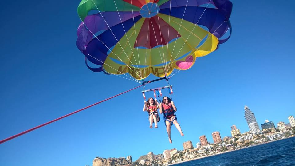Parasailing-Activities