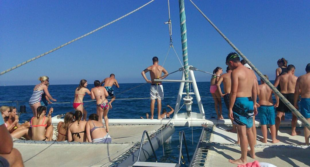 Photo from Catamaran Cruise +Transport