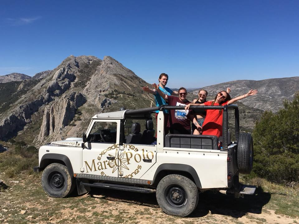 Jeep Safari Full Day (from Calpe)-Activities
