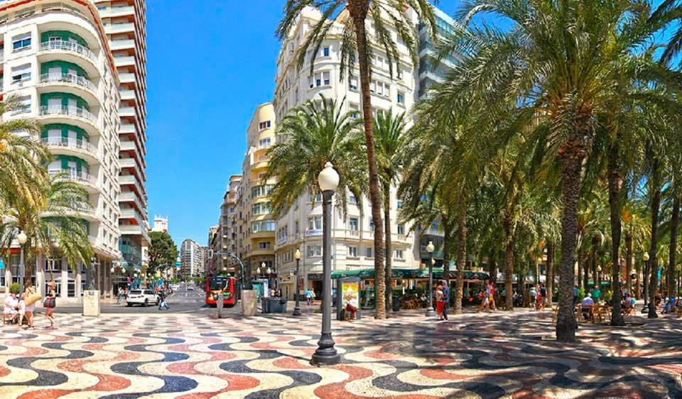 Alicante Shopping (from Calpe)-Excursions