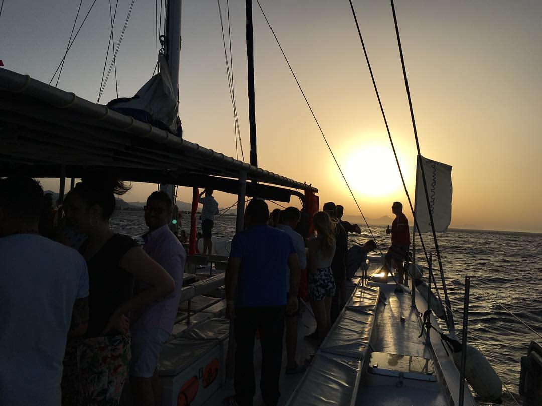 Sunset Catamaran Cruise (from Calpe)-Activities