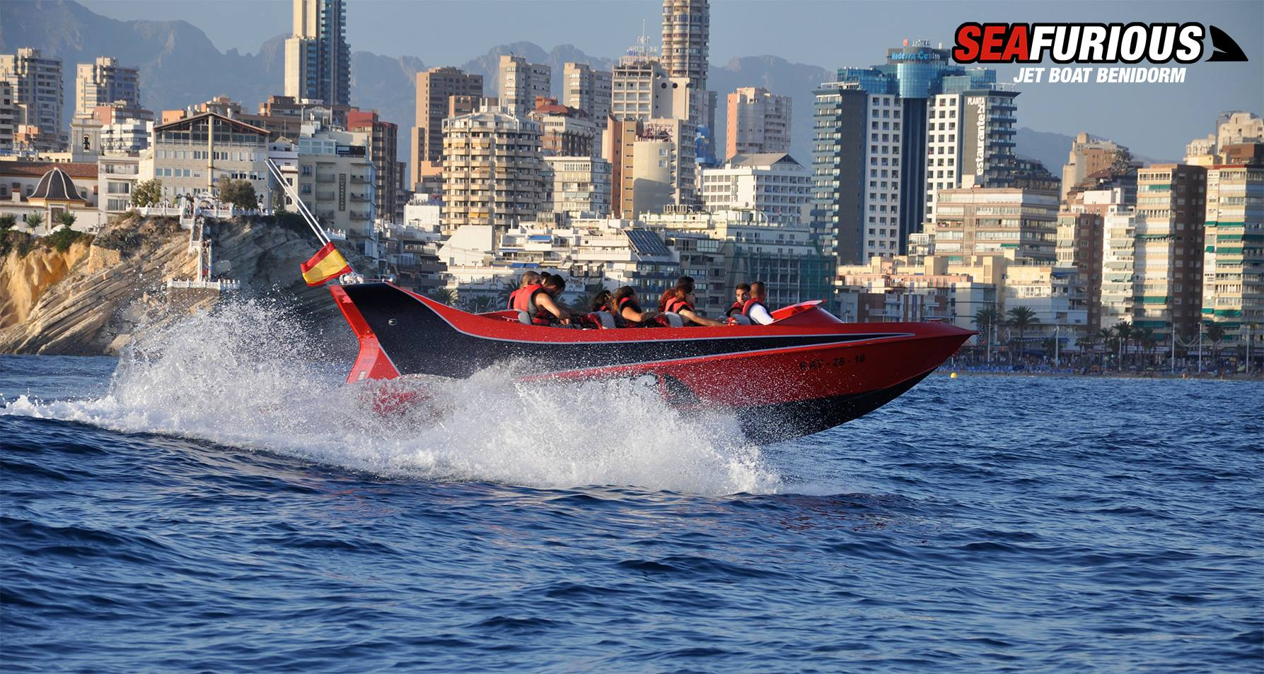Sea Furious Powerboat-Activities