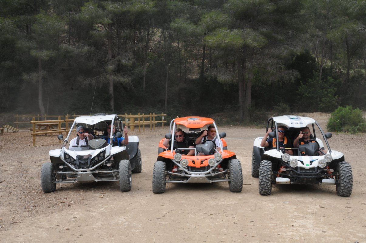 Buggy Tour-Activities