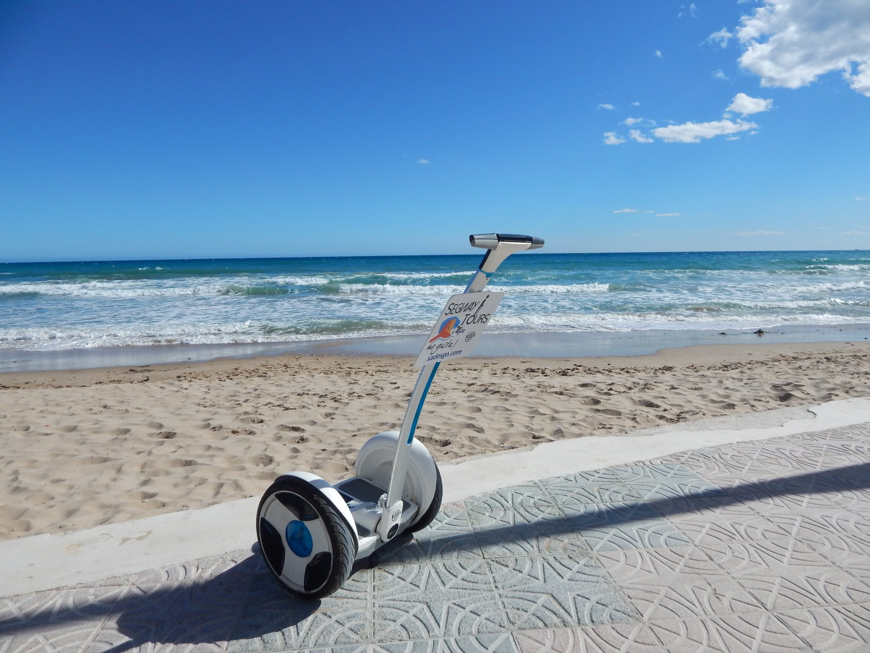 Calpe Segway Tour-Activities