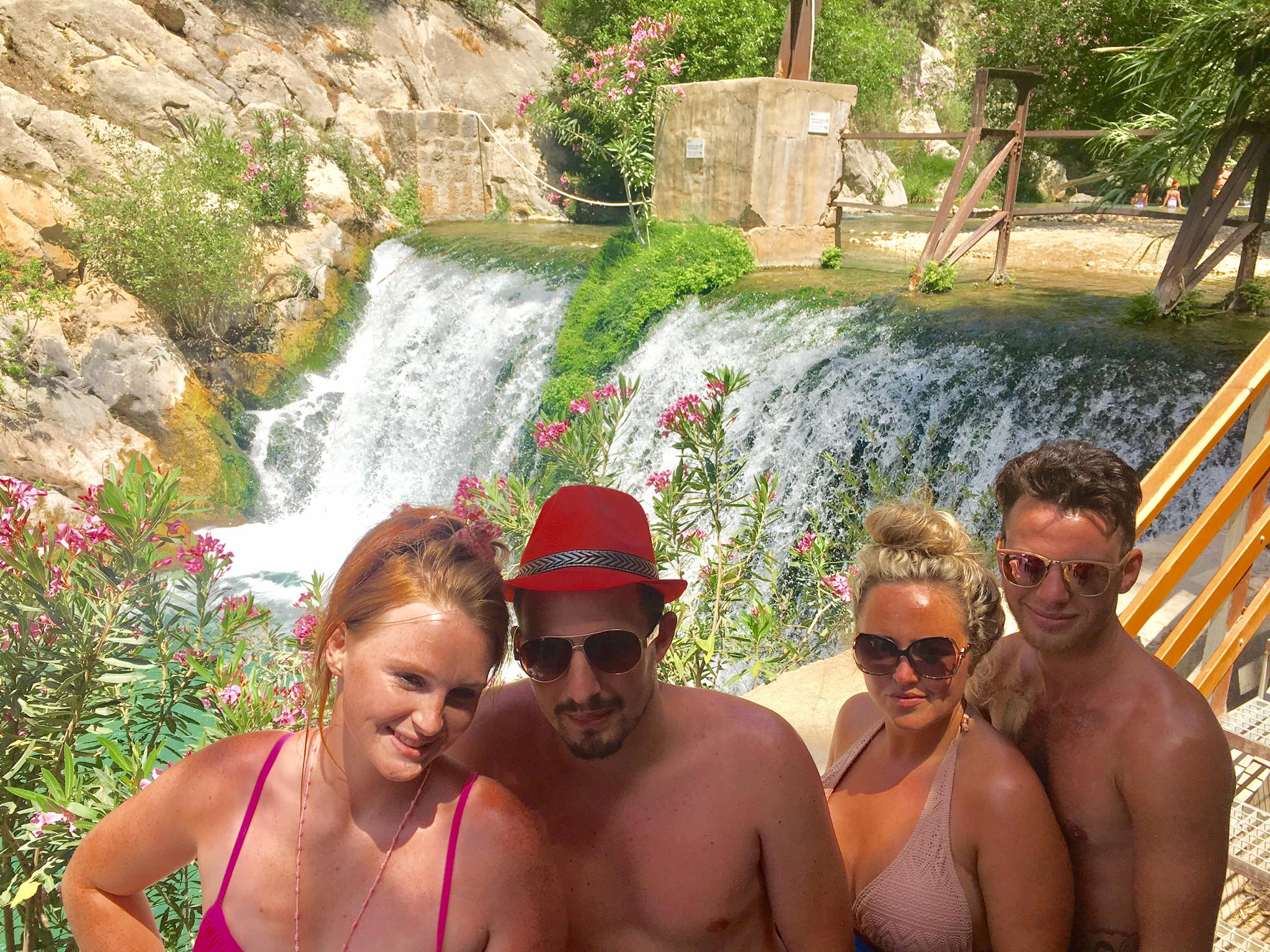Photo from Algar Waterfalls