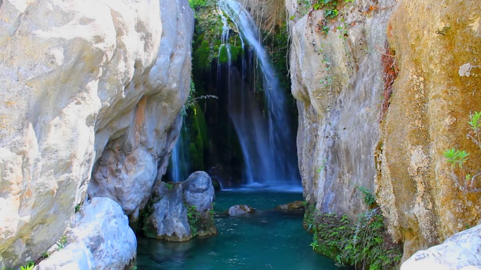 Photo from Algar Waterfalls (Afternoon)