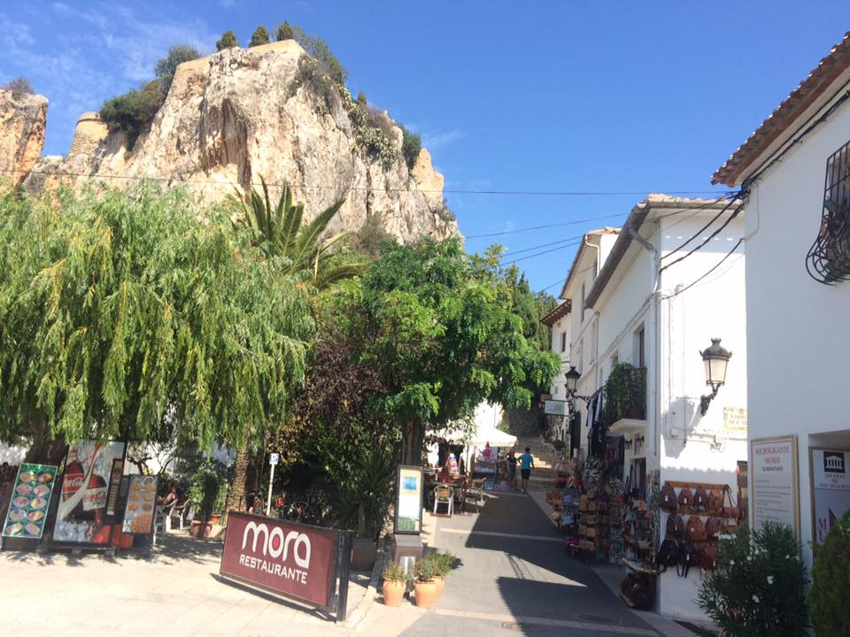 Photo from Guadalest & Algar Waterfalls (from Calpe)