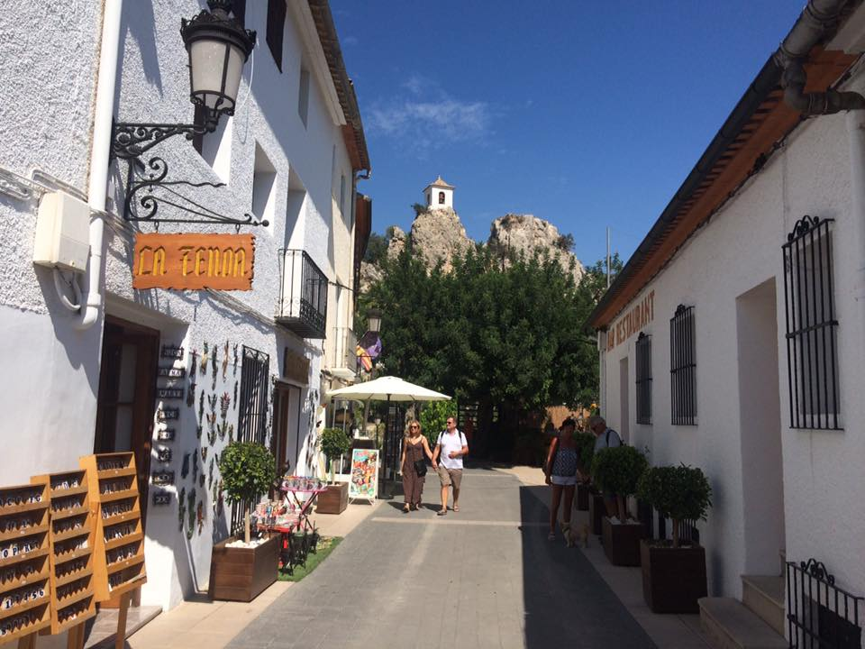 Photo from Guadalest
