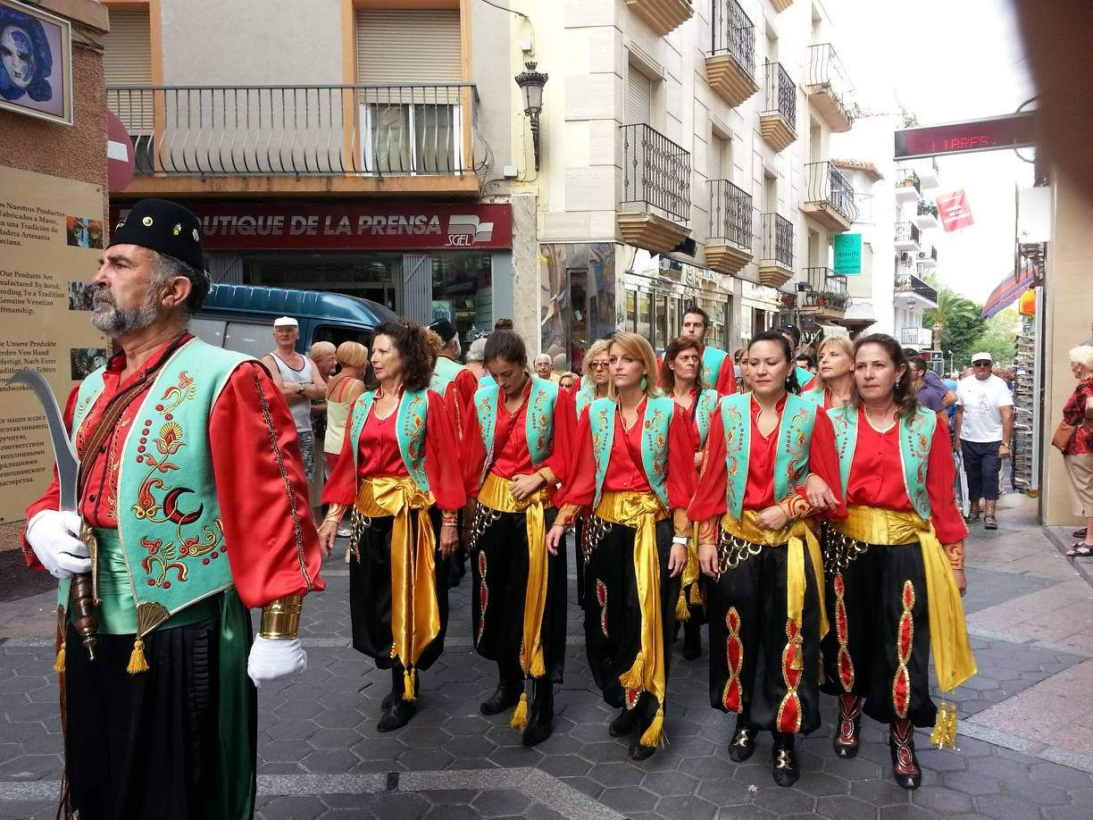 Photo from Moors & Christians Benidorm