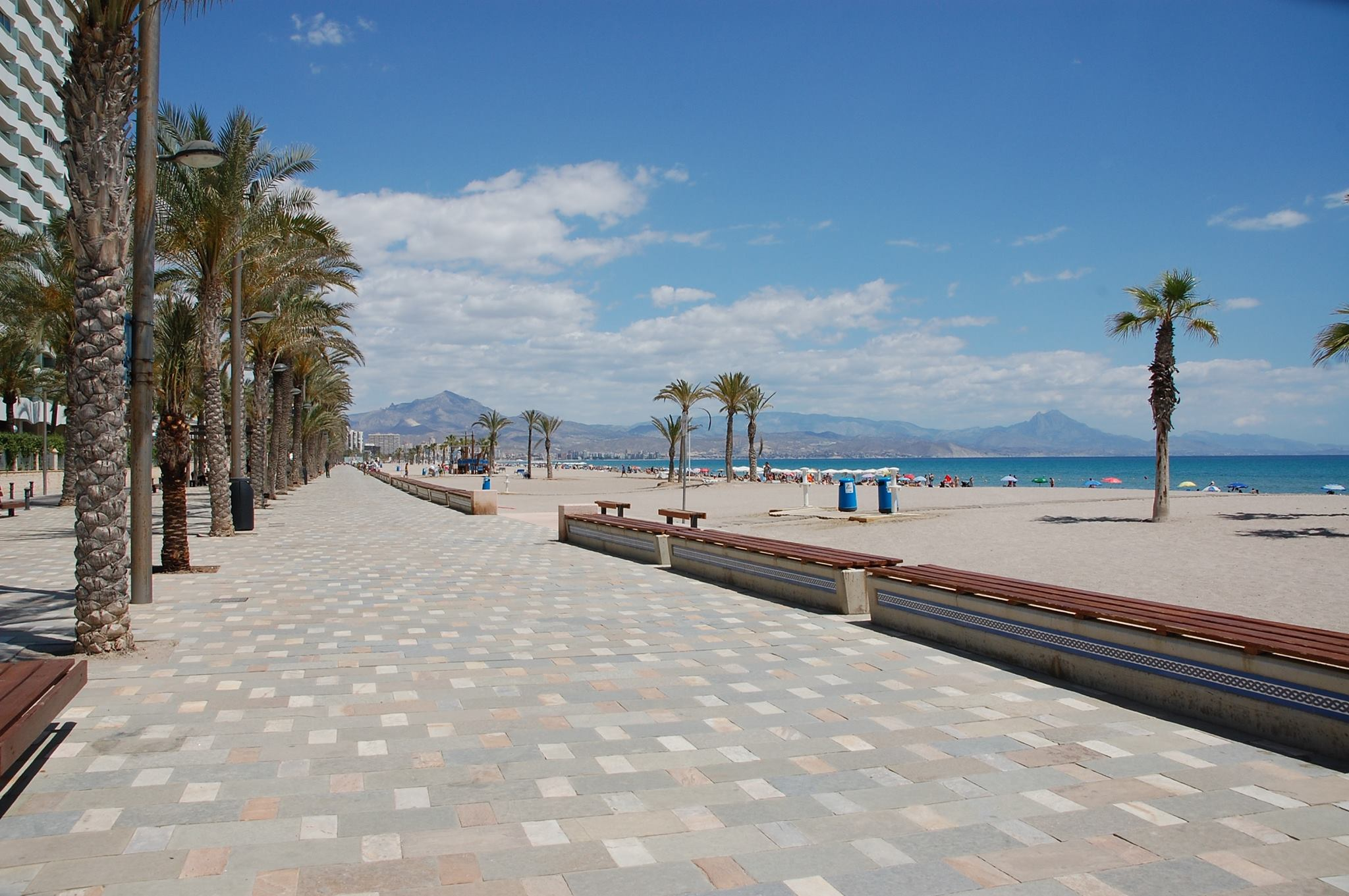 Photo from Alicante Shopping (from Calpe)