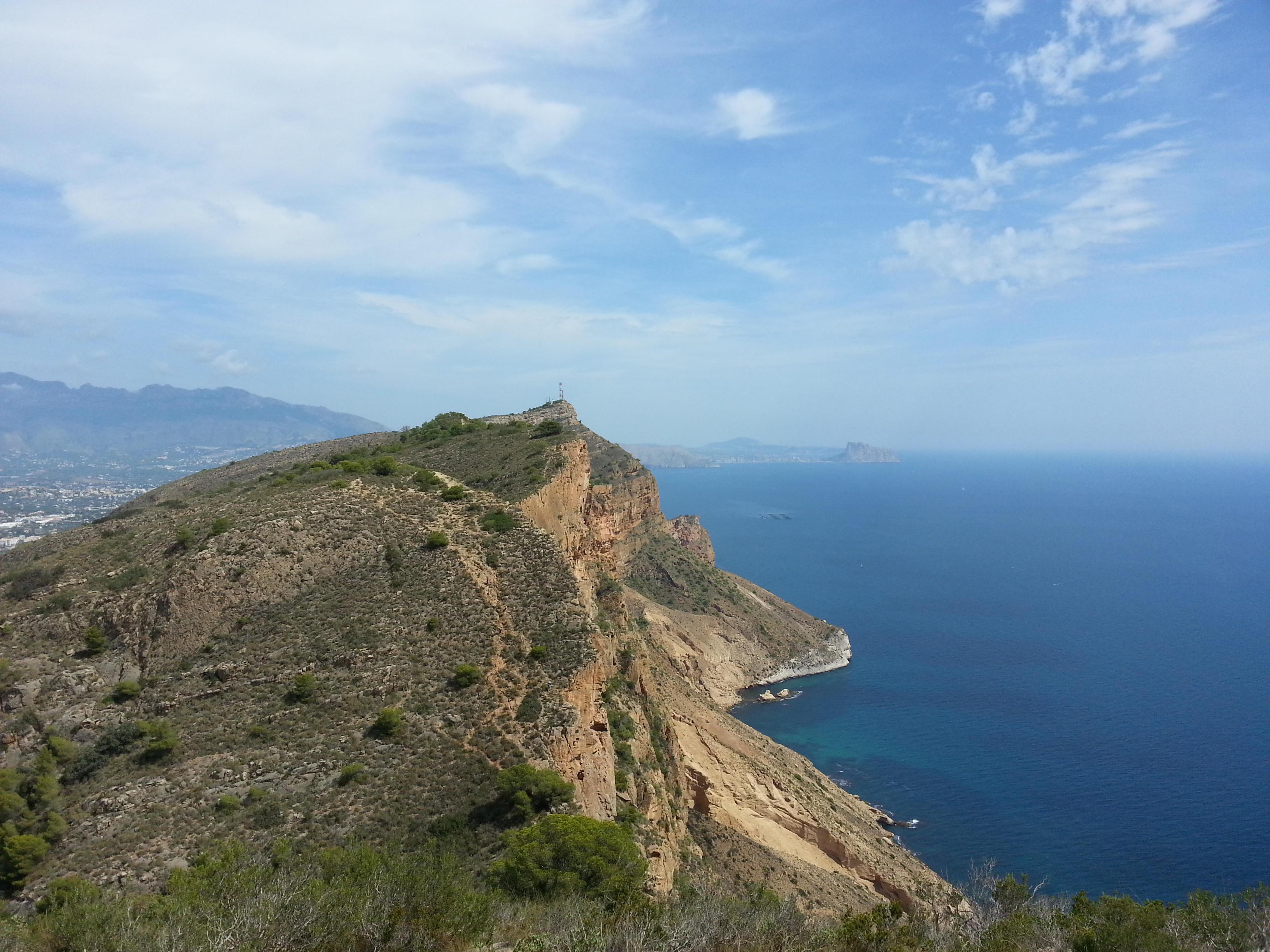 Photo from Benidorm Cliff Hike