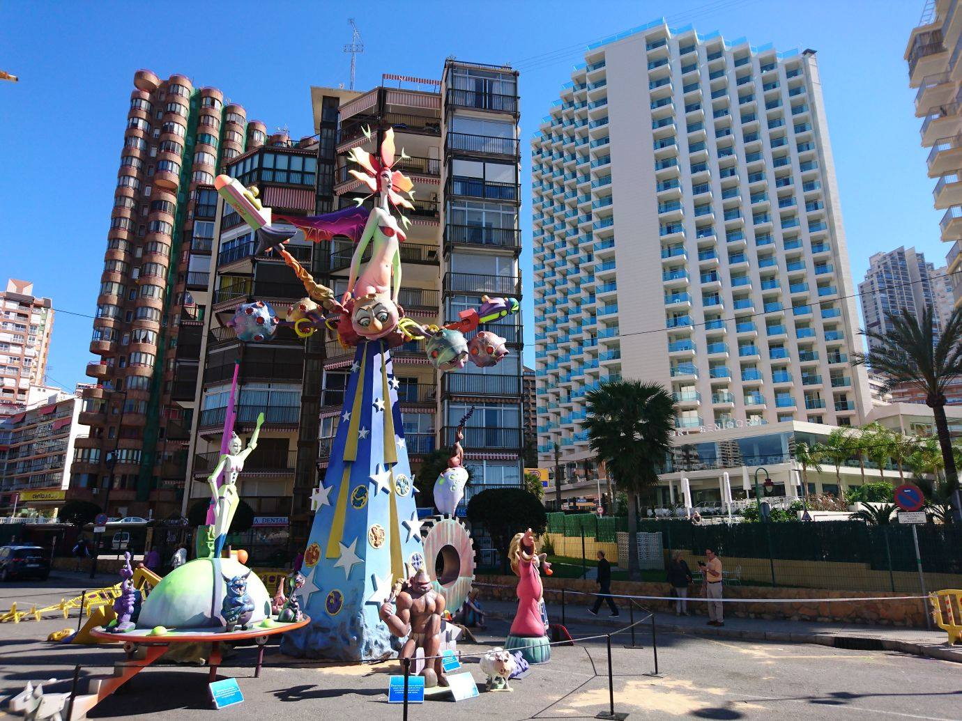 Photo from Benidorm Fallas