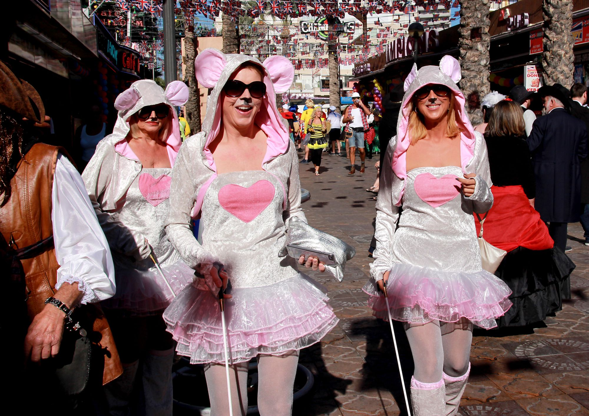 Photo from Benidorm Fancy Dress