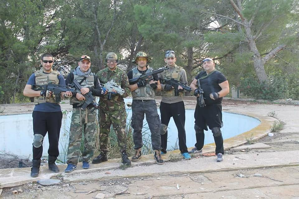 Photo from Top Gun Airsoft