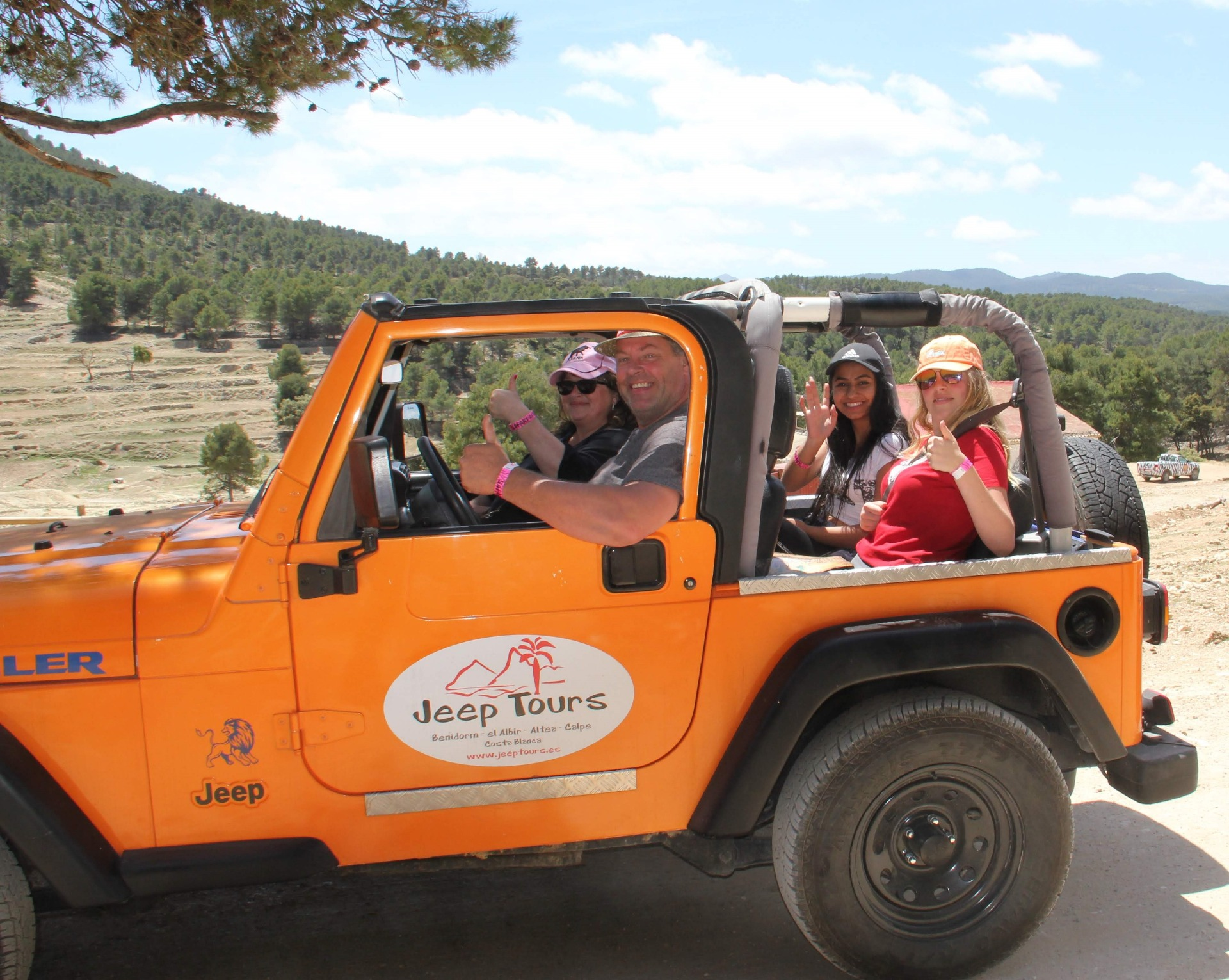 Photo from Safari Aitana Jeep Tour