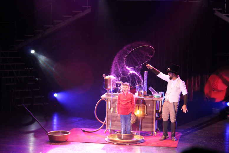 Photo from Benidorm Circus