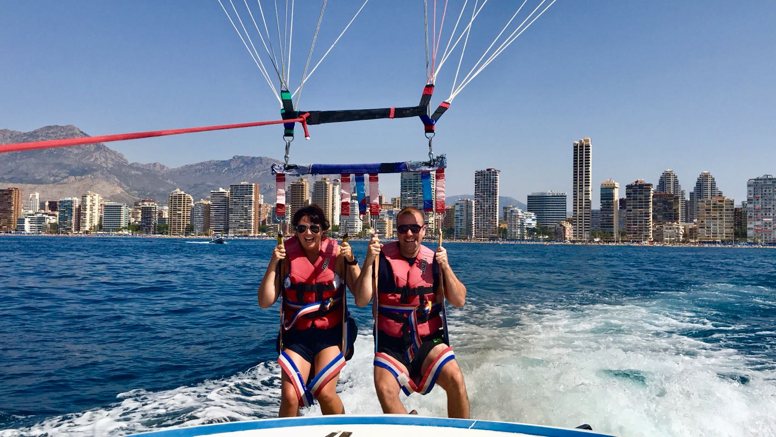 Photo from Parasailing
