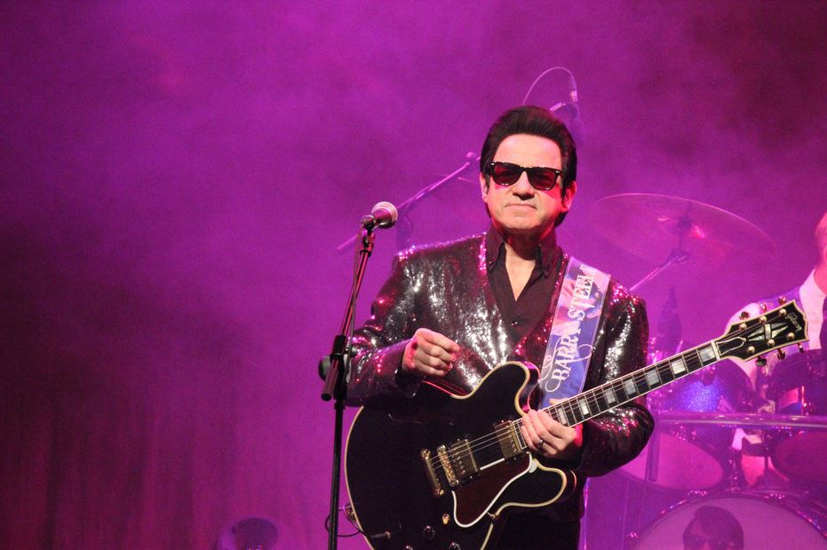 Photo from The Roy Orbison Story