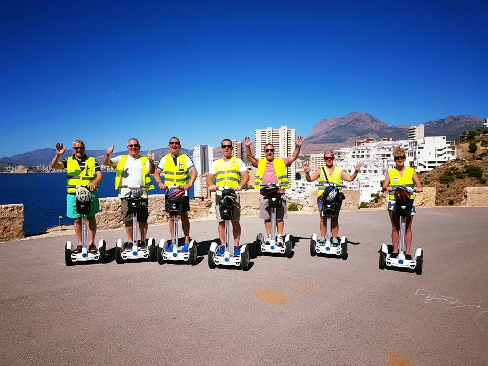 Photo from Benidorm Segway Tour